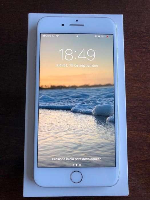 VENDO IPHONE 7 PLUS 128GB CON CAJA Y ACCESORIOS ORIGINALES
