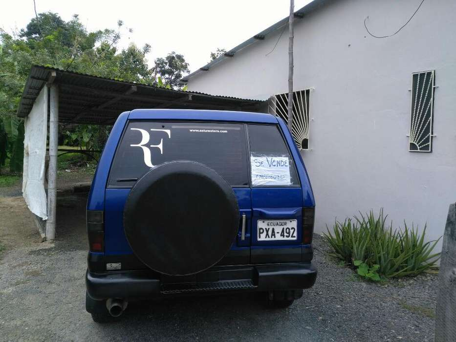 Chevrolet Trooper 2001 - 270000 km