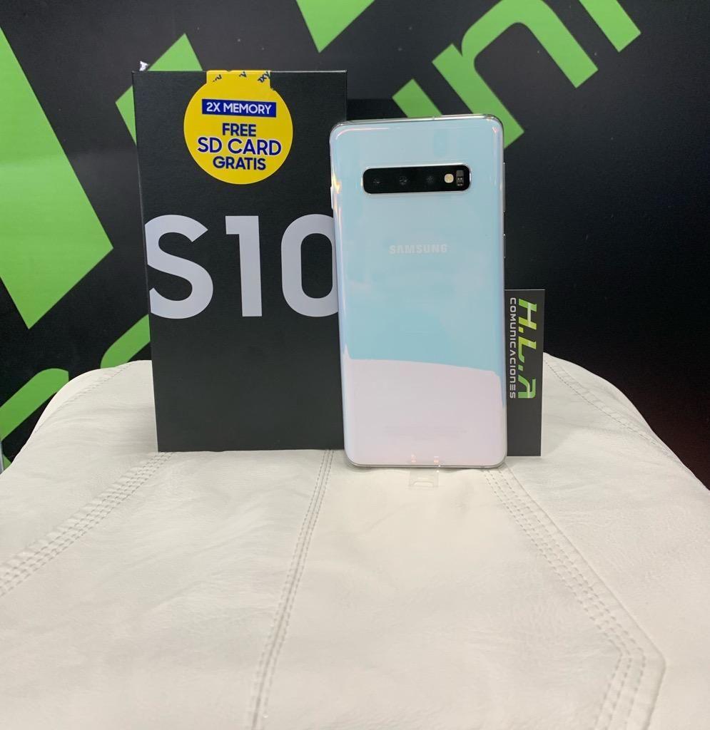 Samsung Galaxy S10E / S10 128GB NUEVOS FACTURA GARANTIA DOMICILIO SIN COSTO HLACOMUNICACIONES