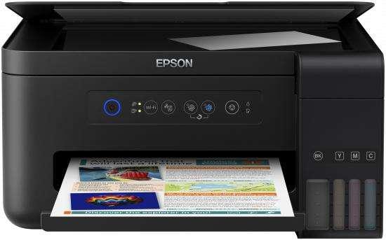 Multifuncional Epson L4150 Impresora Scaner Hogar Wifi