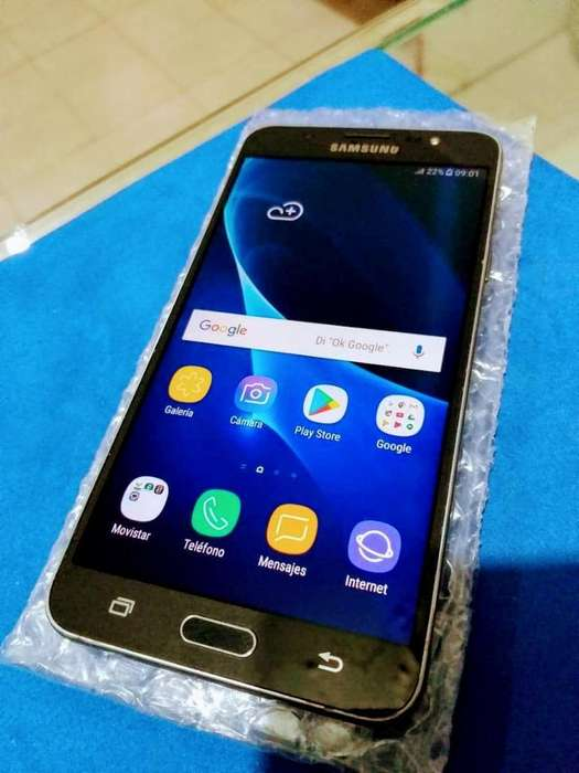 Galaxy J7 2016 Movistar Impecable 5500