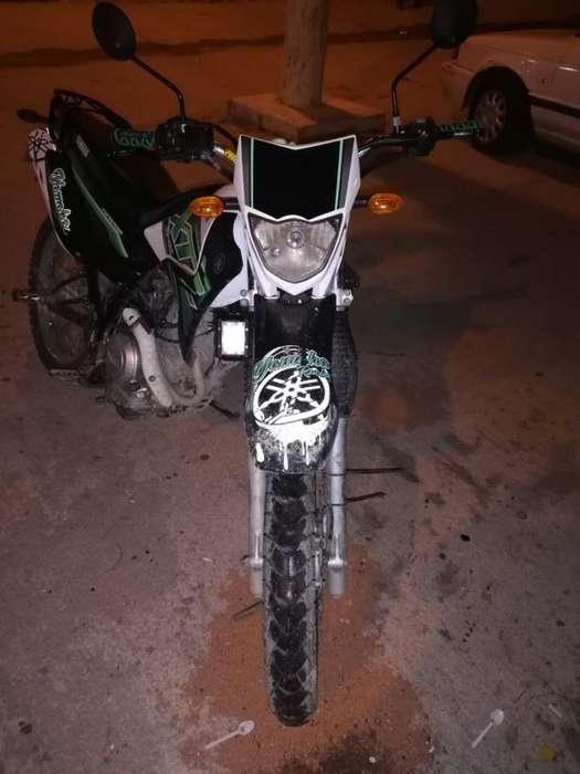 Vendo Moto <strong>yamaha</strong>