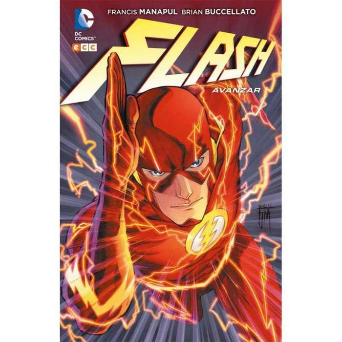 Cómic Flash Nuevos 52 Tomo Nuevo