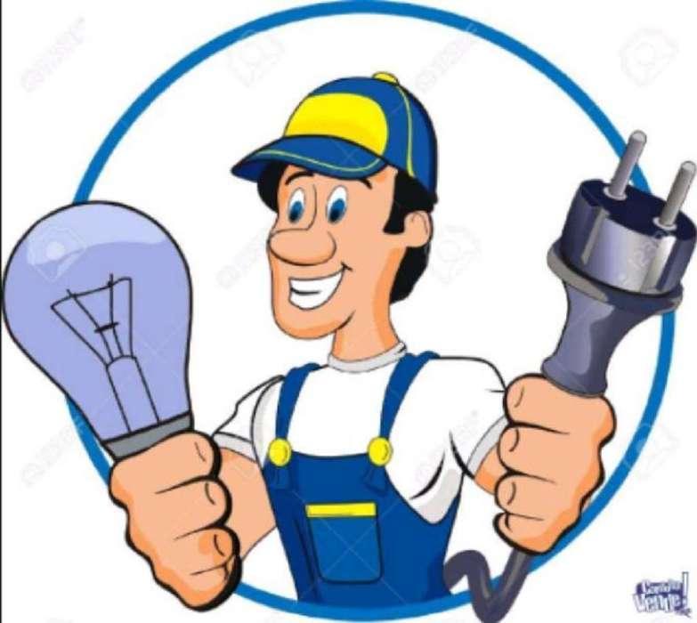 Electricista a Domicilio Y Mantenimiento