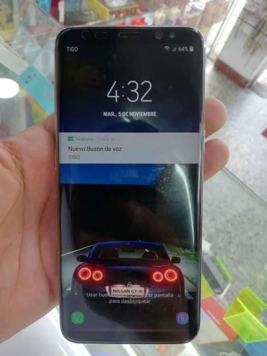 Vendo S8 10/10 de 32 Gb