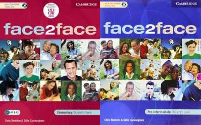 Cd Inglés Face2Face Elementary and Pre-Intermediate
