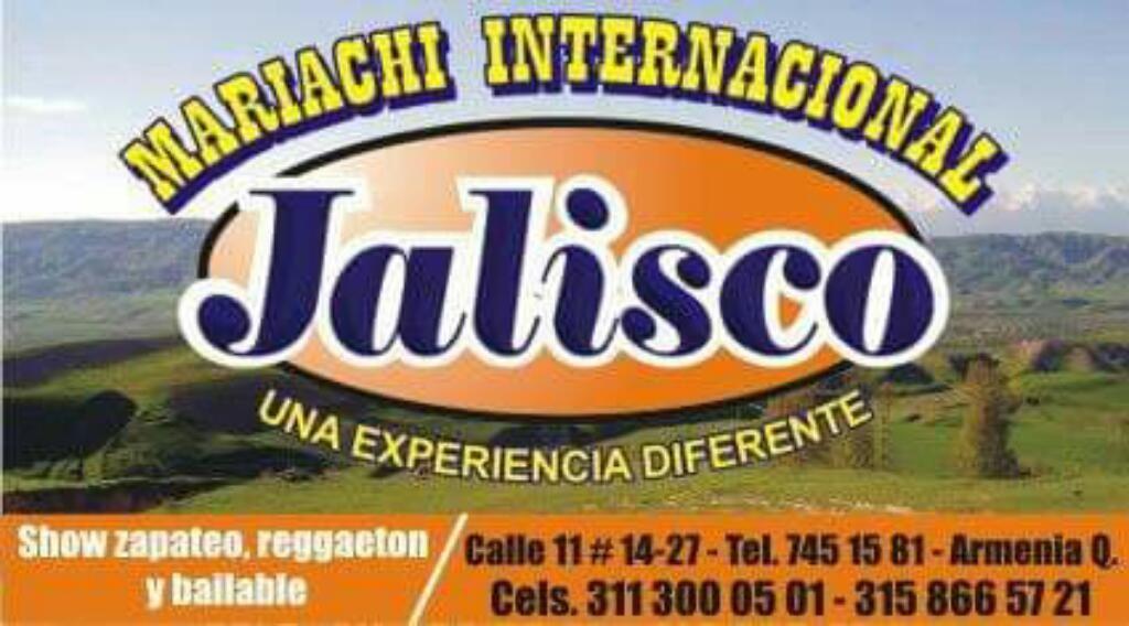 Mariachi Internacional Jalisco