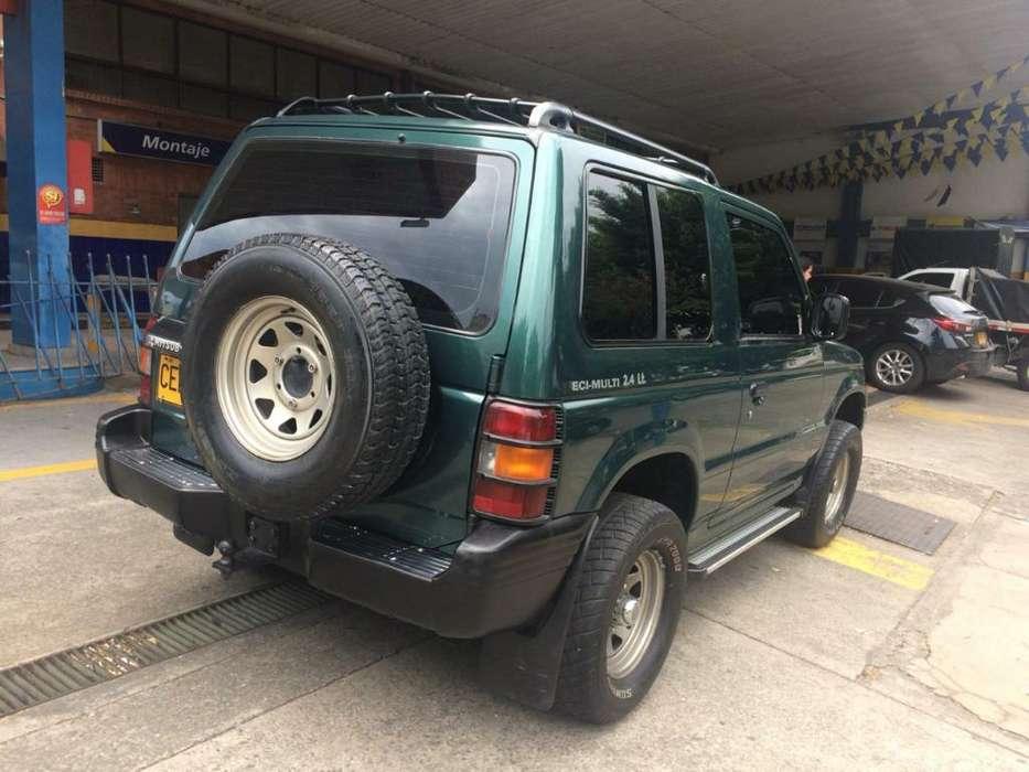 Mitsubishi Campero 1997 - 296000 km
