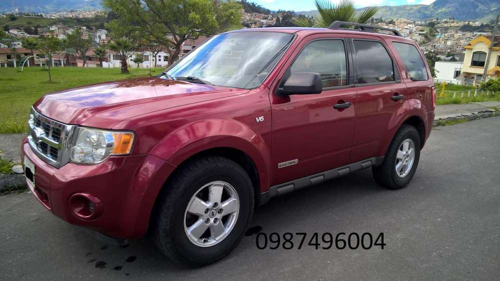 <strong>ford</strong> Escape 2008 - 121000 km
