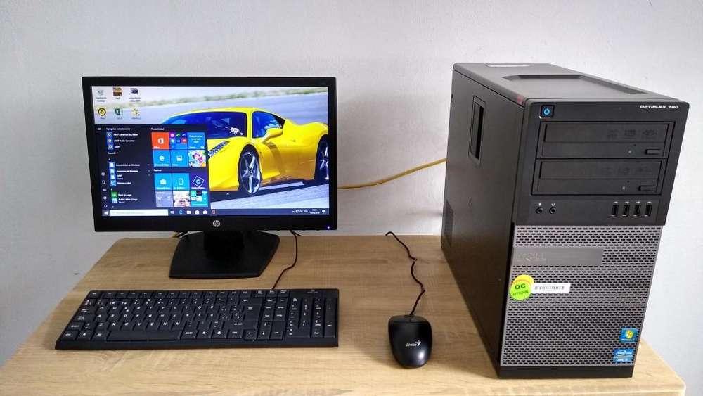 COMPUTADORA COMPLETA I5 4GB RAM 500GB 2GB VIDEO INTEGRADA HD