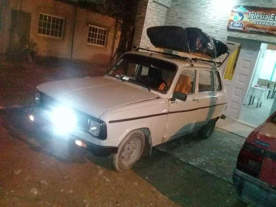 Renault R 6 1983 - 100000 km