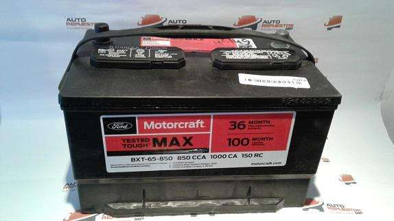 BATERIA MOTORCRAFT <strong>ford</strong> FSERIES AUTOREPUESTOS MP QUITO NORTE