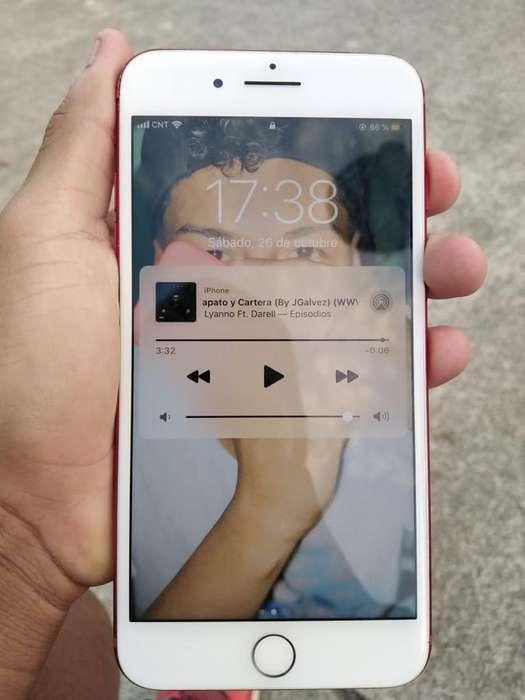 iPhone 7 Plus de 128 Gb con Un Detalle