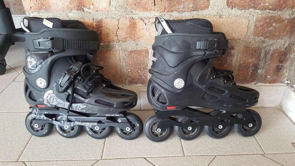Patines Roller Blade Twister 80