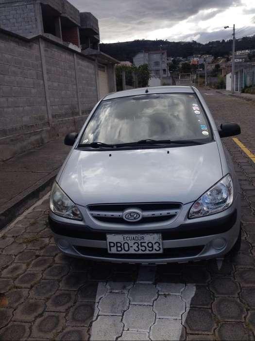 Hyundai Getz  2011 - 135000 km