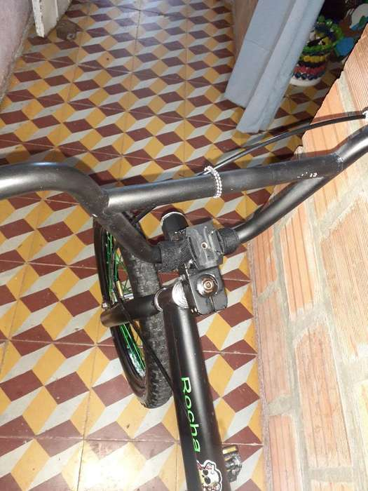 Hermosa Bicicleta Negro Mate