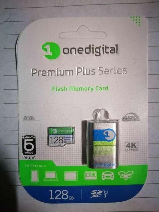 Micro Sd Usb One Original Clase 10