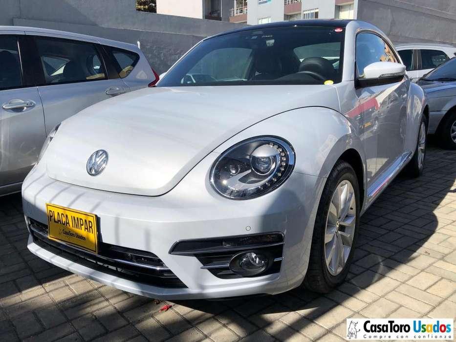 Volkswagen Beetle 2017 - 8340 km