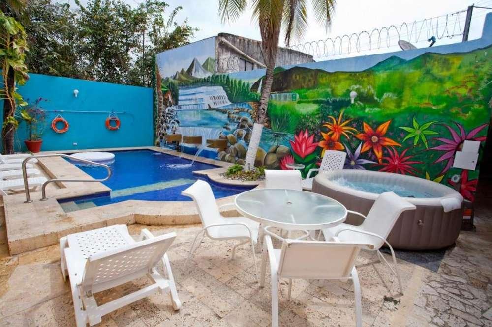 Casa Playa en Venta Frente al mar en Cartagena - wasi_1360996
