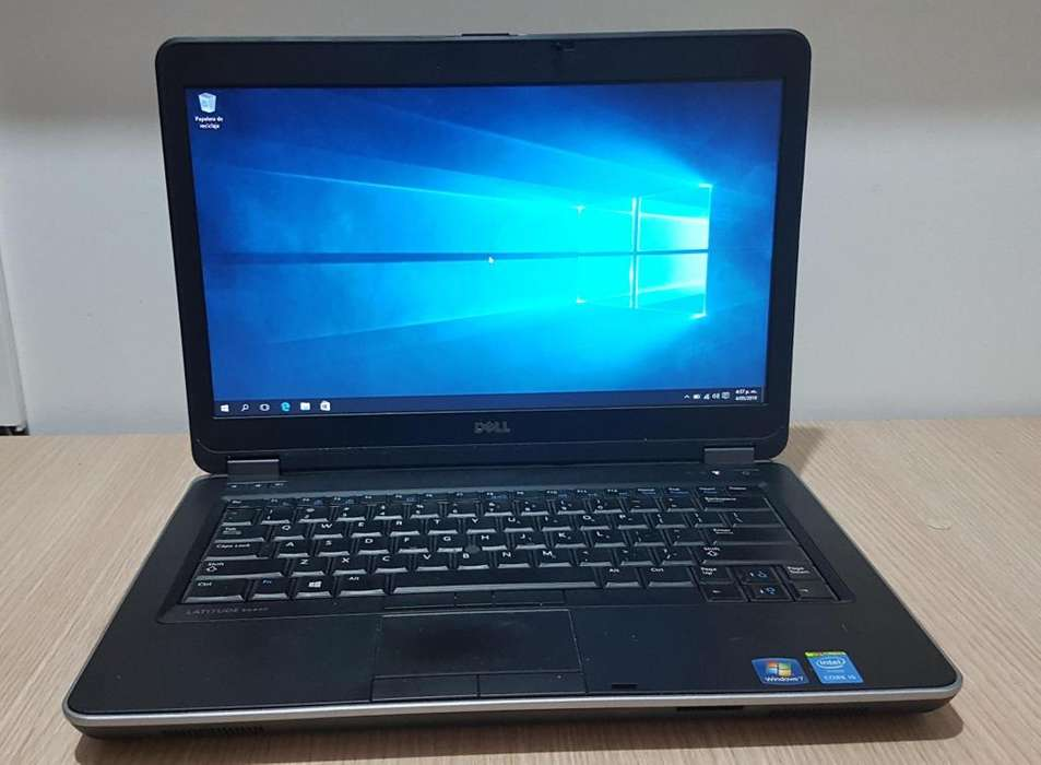 Portatil Dell Latitude i5 4th Gen Disco 480GB SSD 8GB Ram