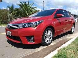 Toyota Corolla Xei Cvt 1.8 2015