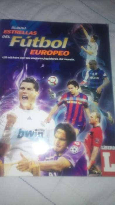 Album Estrellas Del Futbol