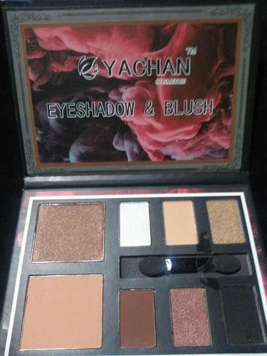 Paleta Eyeshadow & Blush