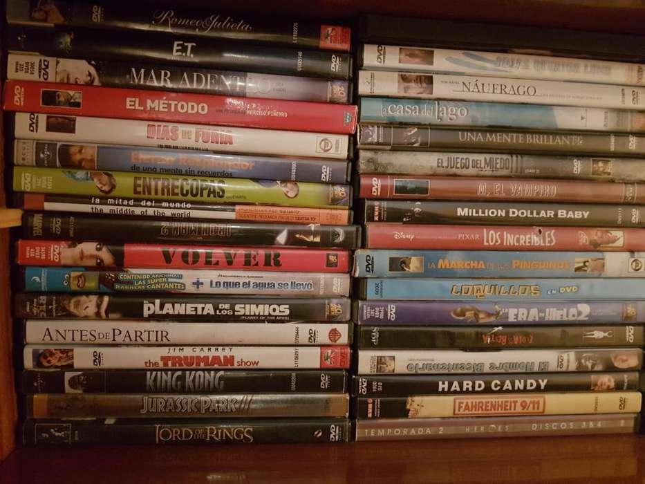 DVDs PELICULAS EN DVD