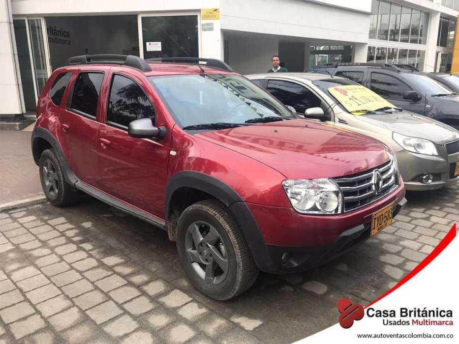 Renault Duster 2016 - 90163 km