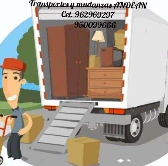 TRANSPORTES Y MUDANZAS ANDEAN