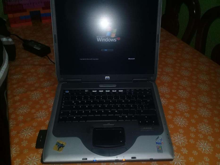 Vendo lapto hp compaq nx9010