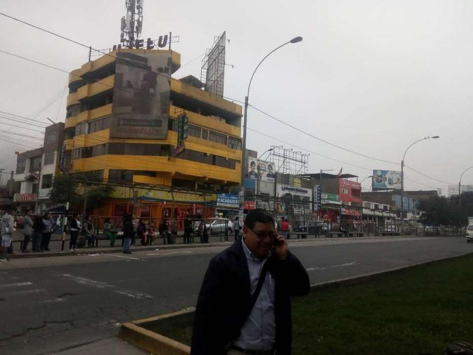 Local Comercial en alquiler 300 m² Ac, Financieras, Bancos, Av Proc. Indep. San Juan de Lurigancho
