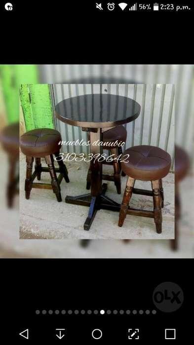 Mesas Y <strong>sillas</strong> para Bar O Restaurante