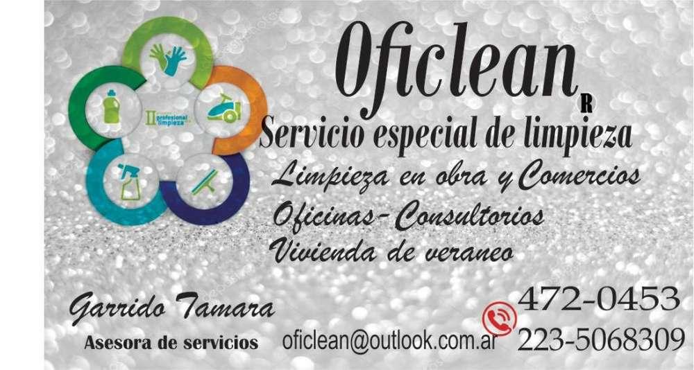 Oficlean - Empresa de Limpieza