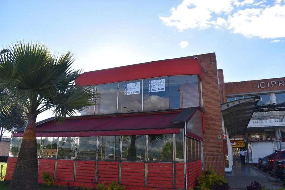 92639 - ARRIENDO LOCAL DE DOS PISOS - CENTRO COMERCIAL - CIUDAD SALITRE