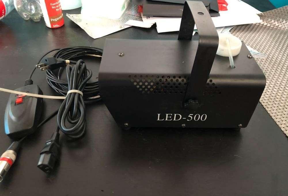 Camara de Humo Led-500