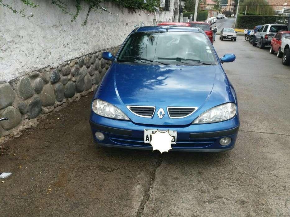 Renault Megane  2004 - 282000 km