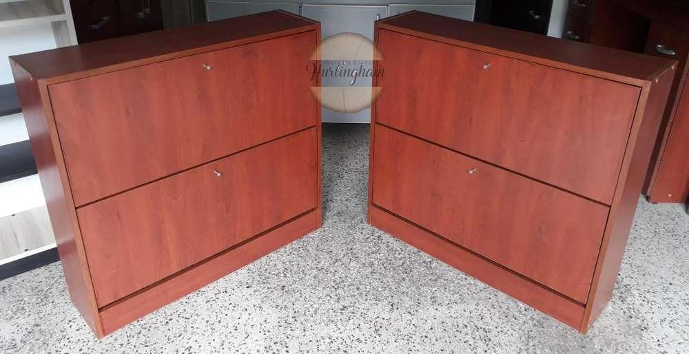 Botineros, organizador de calzados para 36 a 50 pares