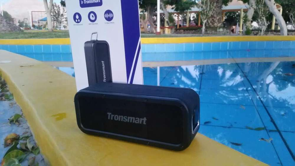 Parlante Bluetooth Tronsmart Force 40w