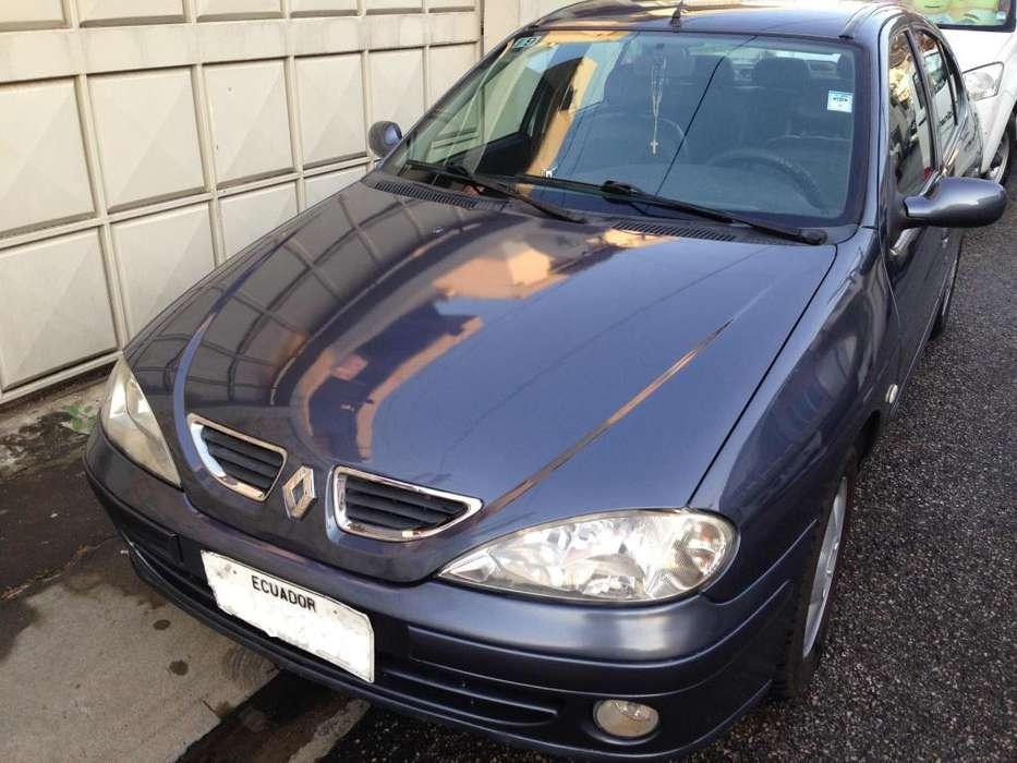 Renault Megane  2008 - 201000 km