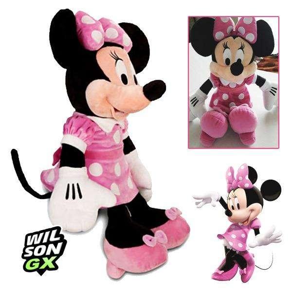 Peluche Mickey Mouse 40cm - Peluche De Colección, Juguete Disney