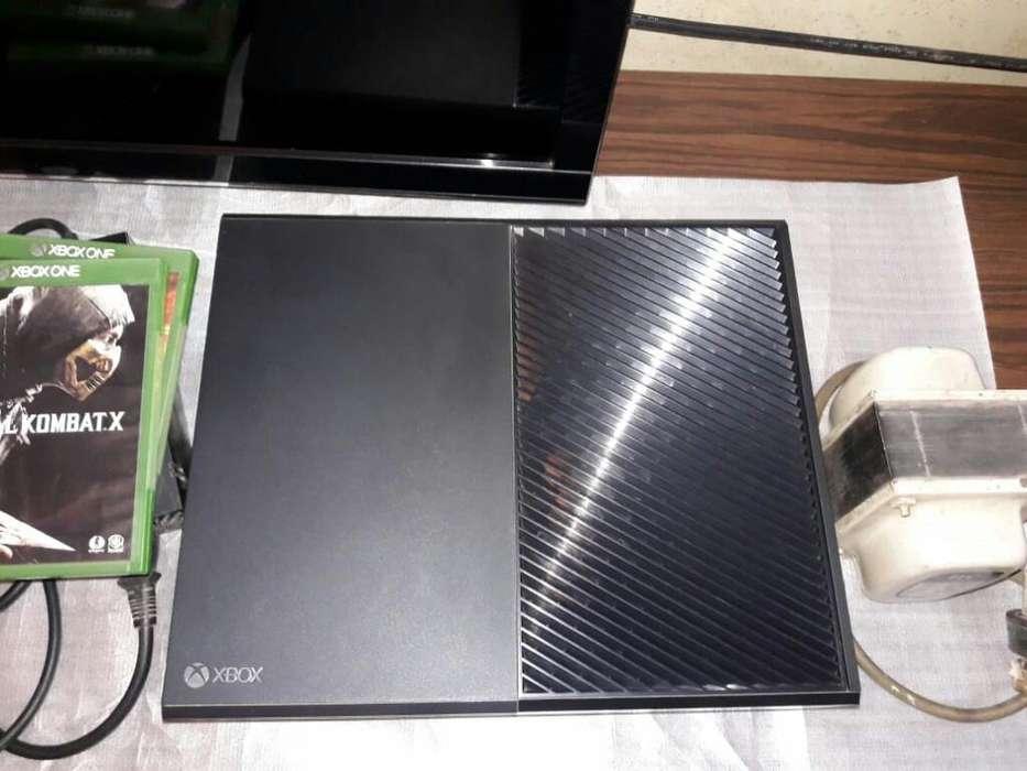 Xbox One 500gb, 1mando Y 2 Juegos