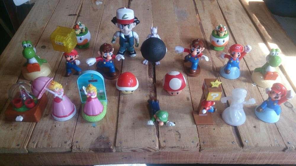 Execelentes Muñecos de Coleccion