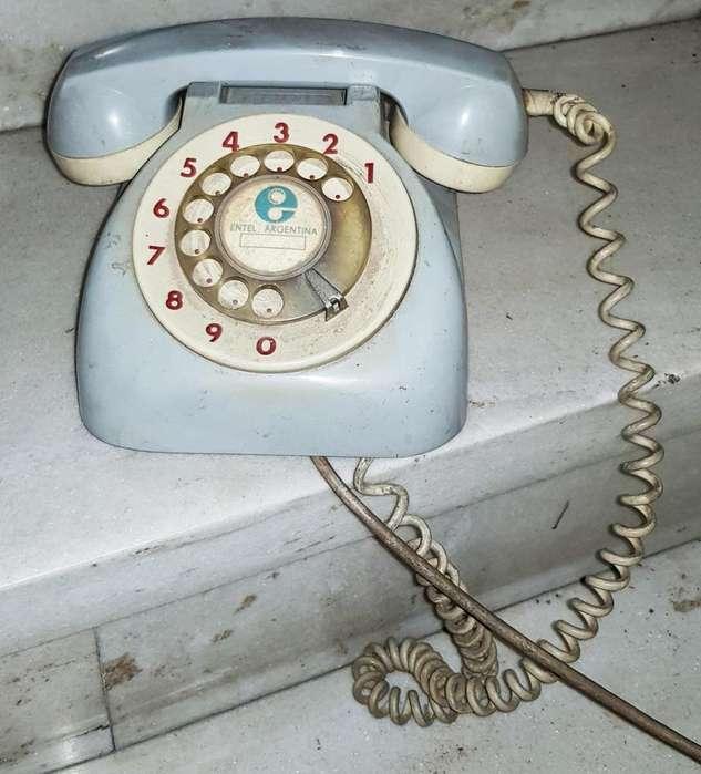 Teléfono Vintage ex Entel