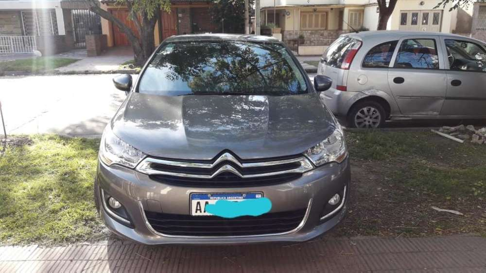 <strong>citroen</strong> C4 Lounge 2016 - 43000 km