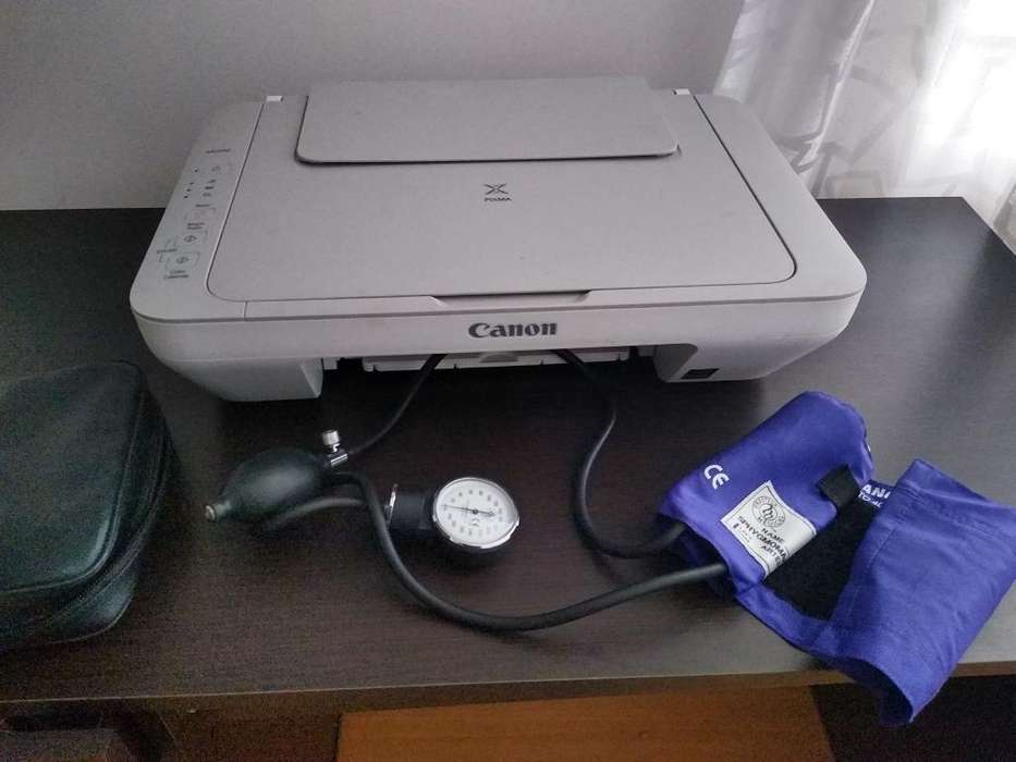 Impresora, Scaner Canon , Tenciometro,