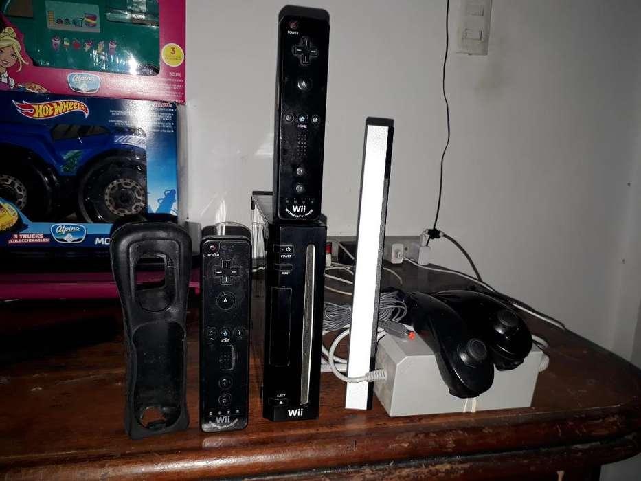 Se Vende Nintendo Wii en Buen Estado