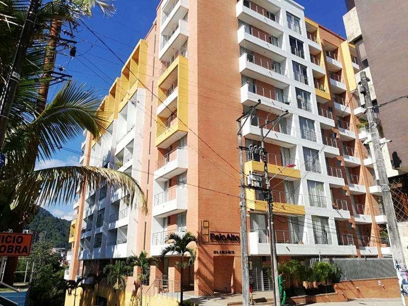 Apartamento En Arriendo En Ibague Palo Alto De La Pola Piso 3 Cod. ABPAI11416
