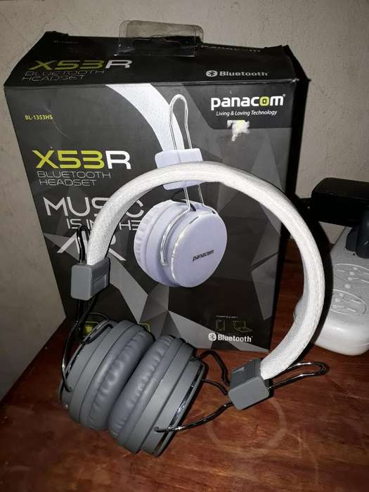 Auriculares Blouthooth