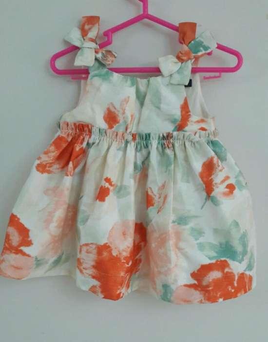 Vestido Marca Gap Baby Original